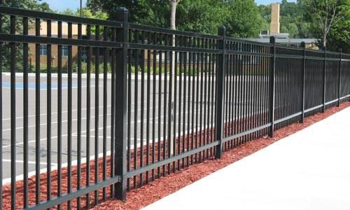 Steel and Aluminum Fences Tucson