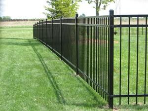 Ornamental Aluminum and Steel Fence Tucson