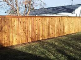 Cedar Wood Fence Tucson